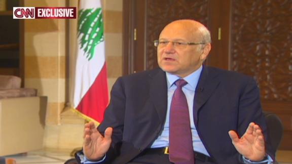 LebanonPMtalksSyriatribunal