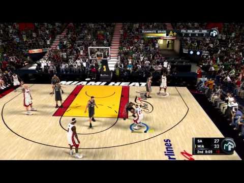 NBA2K11MyPlayerPlayoffsNFG4ThePatrickBeverleyCurse