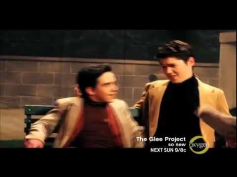 TheGleeProjectTheLadyIsATrampFullMusicVideoPairAbilityPromotionalPreview