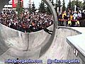 TonyHawksGiganticSkateparkTourCalgaryMilleniumSkateparkJune4th2001